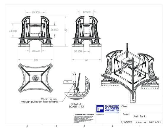 Illusion Projects CAD Design
