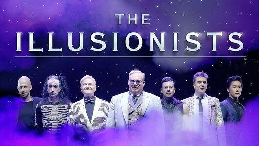 01-The Illusionists NBC Special