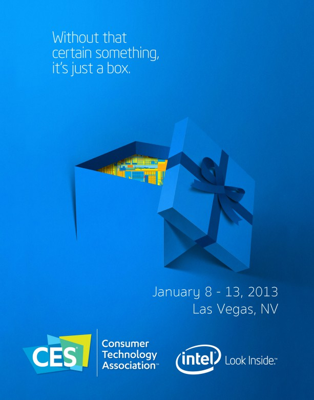 Illusion Projects / Intel / CES