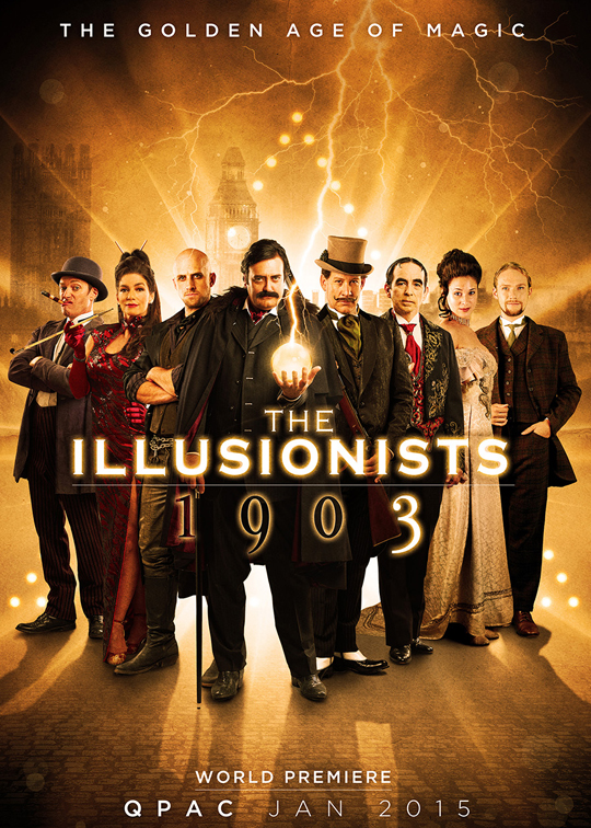 Poster 02-The illusionists
