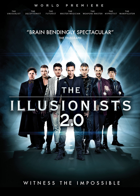 Poster 03-The illusionists
