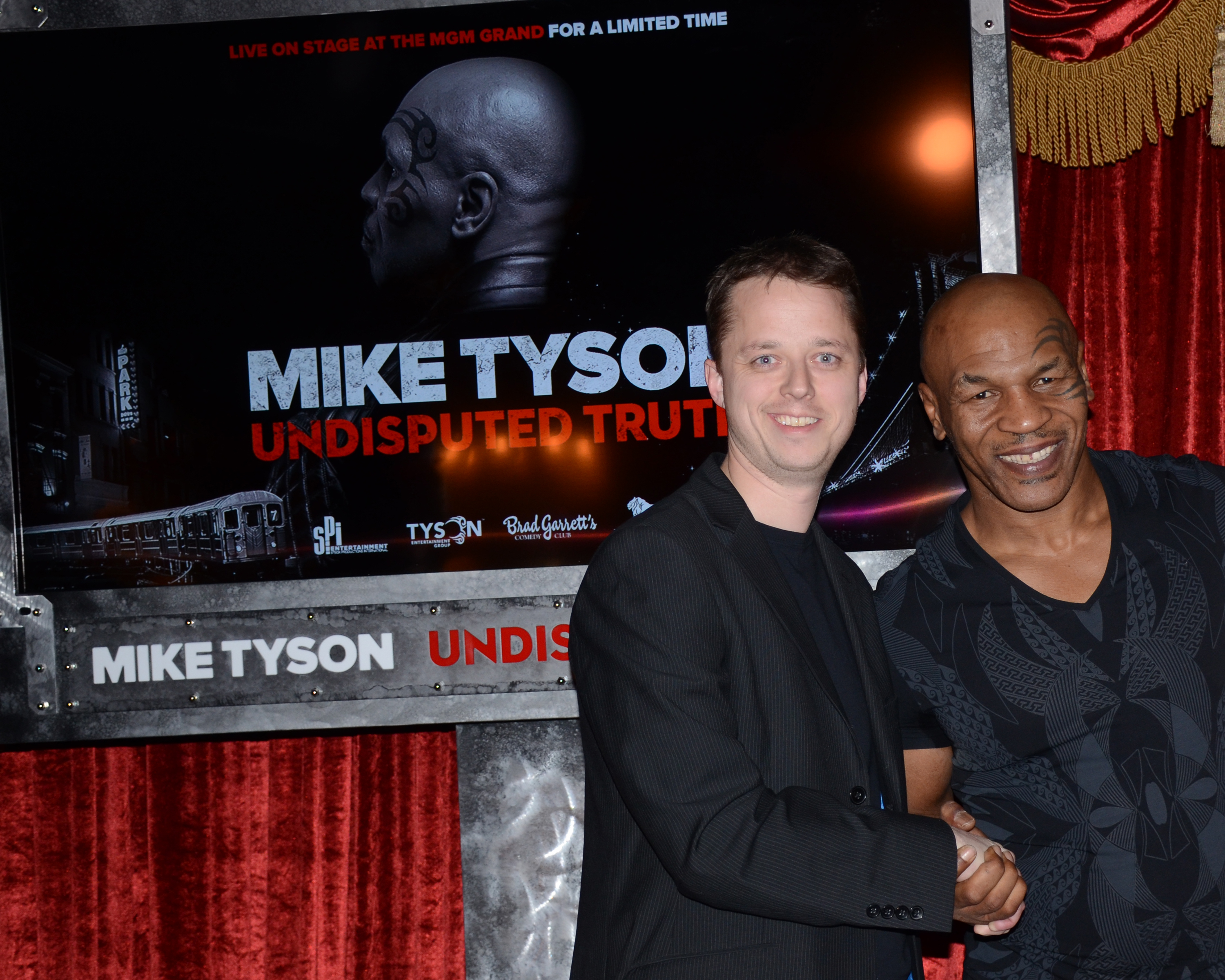 Mike Tyson Undisputed Truth Illusion Projects Inc